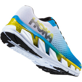 Hoka One One M's Elevon Running Shoes Diva Blue/Sulphur Spring